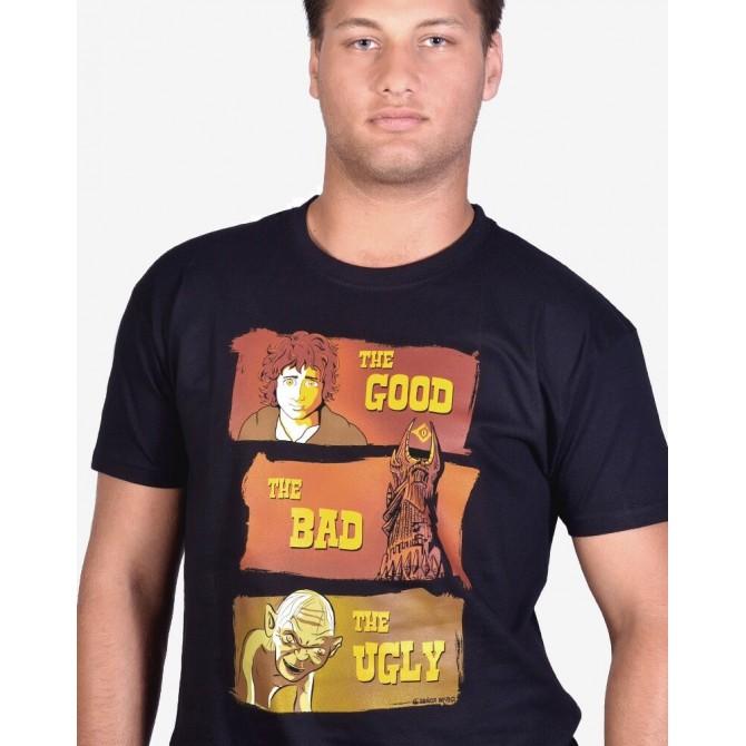 Camiseta Miyagi El bueno el feo y el malo