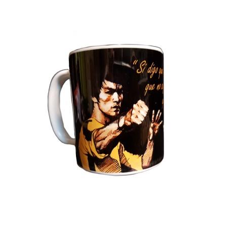 Taza Bruce Lee