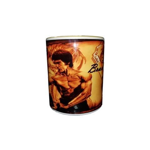Taza Bruce Lee M2