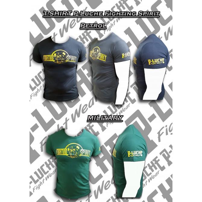 Camisa P-Luche Fighting Spirit Edition
