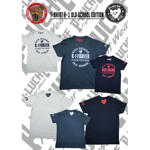Camisa P-Luche K-1 Old School Edition