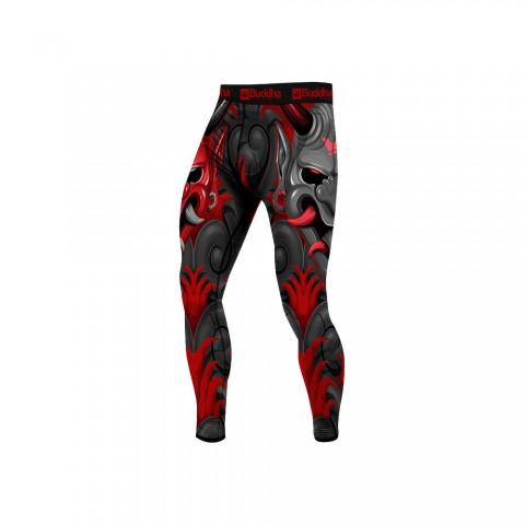 Pantalones de Lycra Buddha Demon