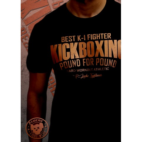 Camisa P-Luche Pound for Pound K-1