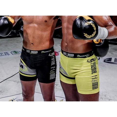 Lycra MMA Corta Slam Arena