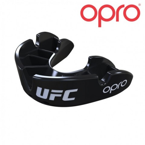 Bucal OPRO Bronze JR Black