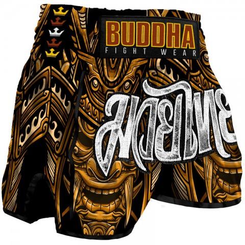 Short Buddha Retro Inca
