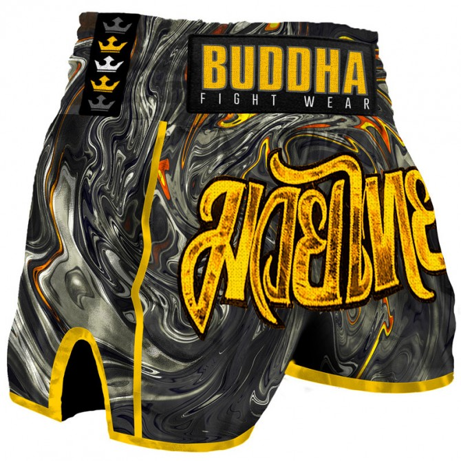 Short Buddha Retro Turbulence