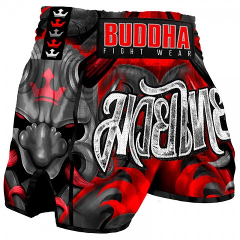 Short Buddha Retro Demon