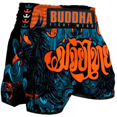 Short Buddha Retro Eagle