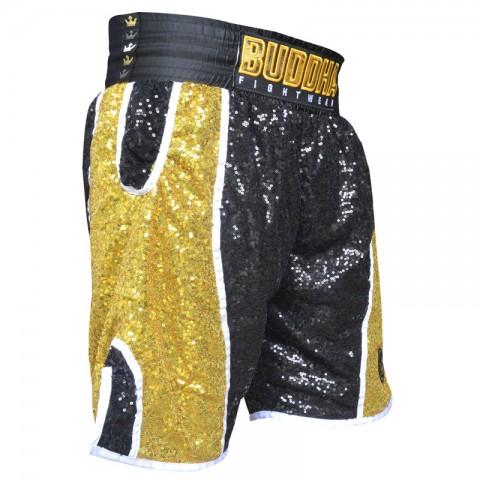 Short Boxeo Buddha Fanatik Black