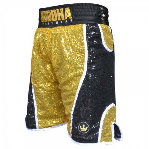 Short Boxeo Buddha Fanatik Golden