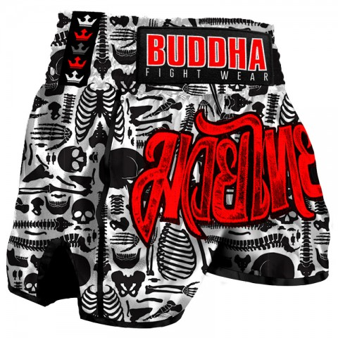 Short Buddha Retro Skeletor