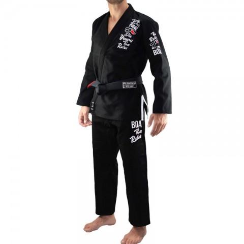 Kimono Bõa Roll Rules