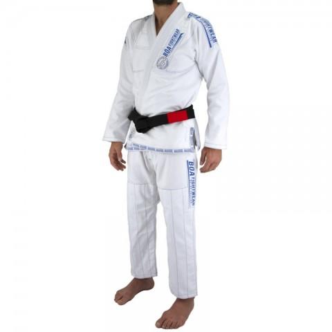 Kimono Bõa MA-8R - Blanco