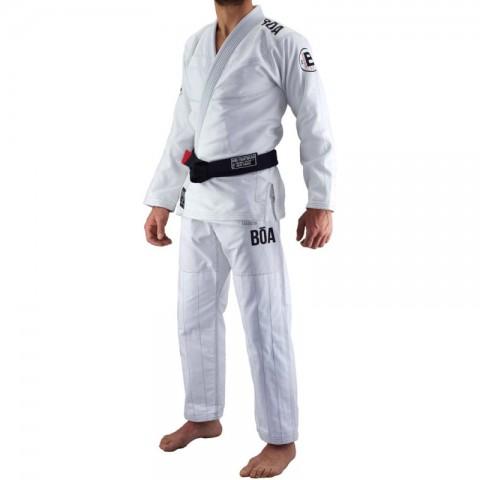 Kimono Bõa Armor De Competicion V3 Blanco