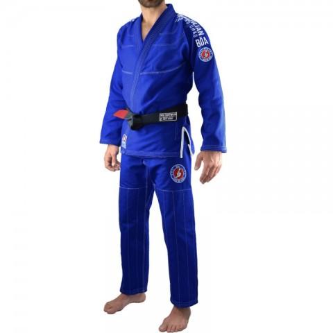Kimono Bõa Jogo No Chão 3.0 Azul