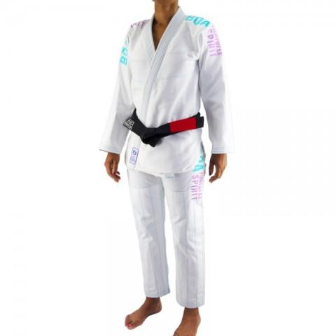 Kimono Bõa Tudo Bem V2 Mujer - Blanco