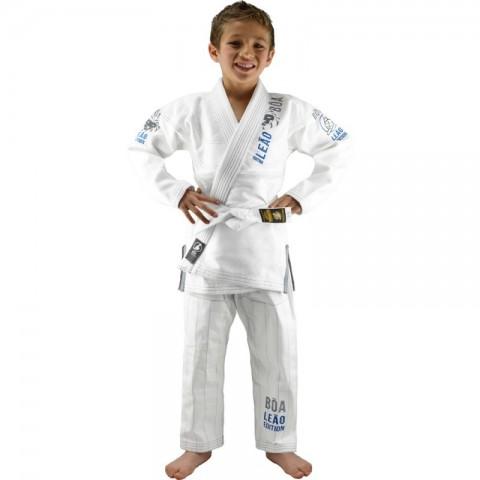 Kimono Bõa Leão 2.0 Niño Blanco