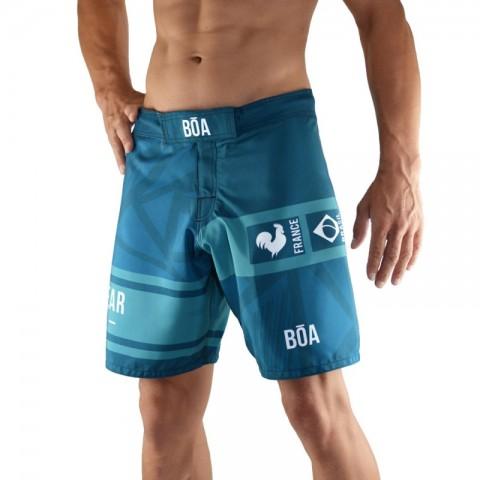 Short MMA Bõa Fighting Spirit Verde