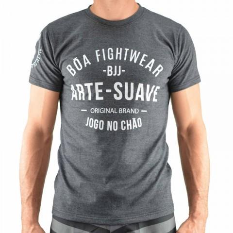 Camiseta Manga Corta Bõa Jogo No Chão