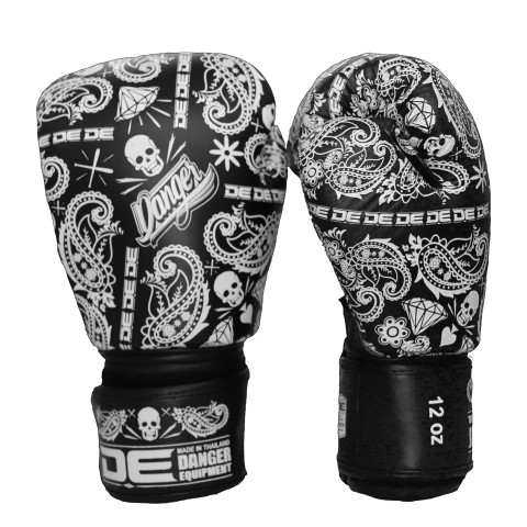 Guantes Danger VANDAL Edition Leather