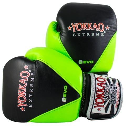 YOKKAO EXTREME Colección V-EVO Verde/Negro