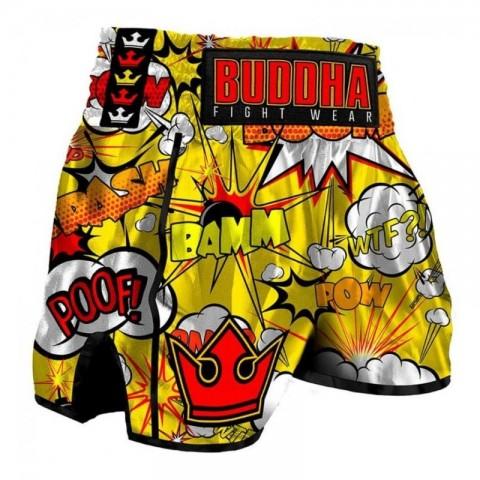 Pantalon infantil Buddha Baam Amarillo