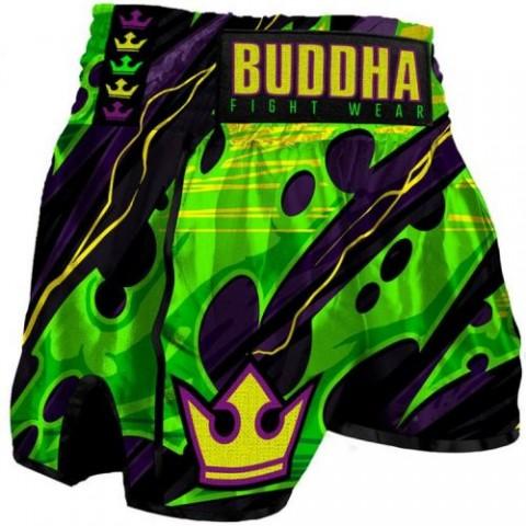 Pantalón Infantil Buddha Retro Dark Green