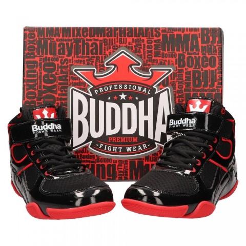 Zapatos de Boxeo Buddha One Negros