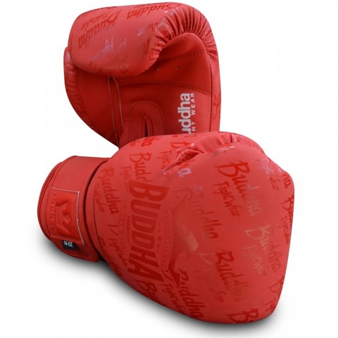 Guantes Buddha Top Premium Rojo Mate
