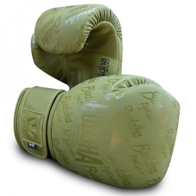 Guantes Buddha Top Premium Verde Mate