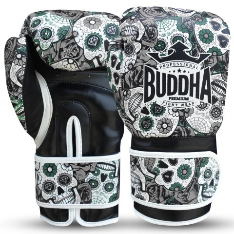 Guantes Buddha Mexican Negros