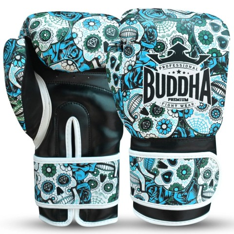 Guantes Buddha Mexican Azules