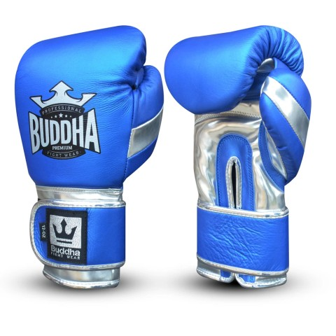 Guantes Buddha Deluxe Azules