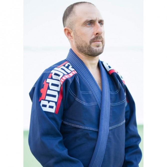 Kimono BJJ Buddha Deluxe Marine