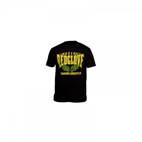 CAMISETA RG WARRIOR AMARILLO/VERDE