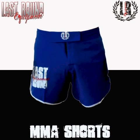 Short MMA Last Round