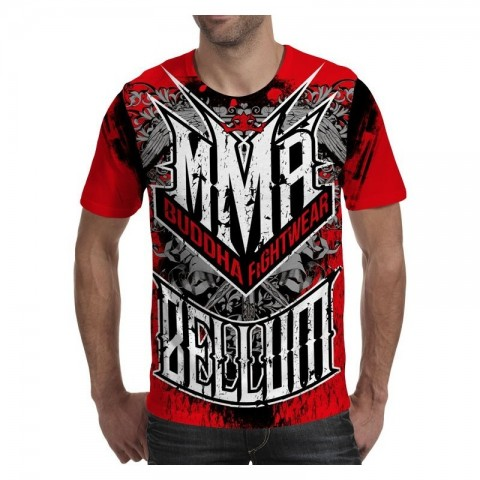 Camiseta Buddha MMA Resurrection
