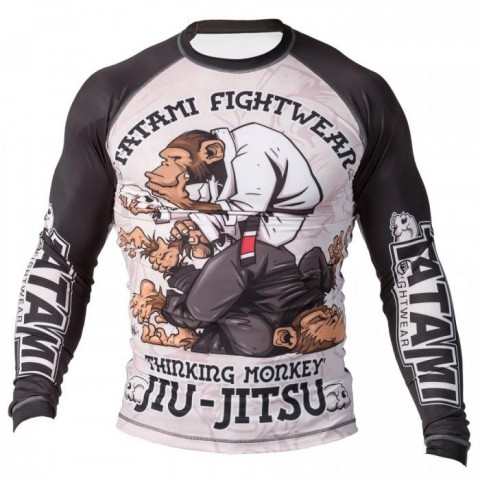 Rashguard Thinker Monkey