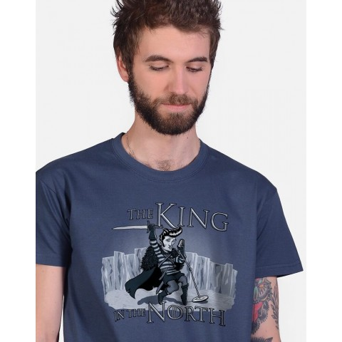 Camiseta Miyagi The King in the North
